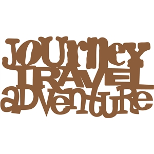 'journey travel adventure' phrase