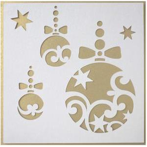 5x7 christmas bells card