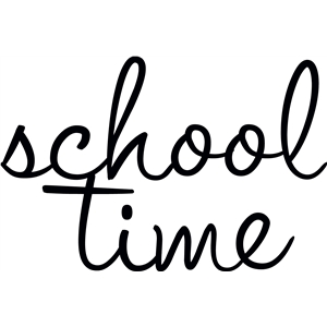 'school time' phrase