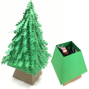 3d tree farm tree box