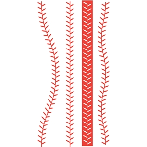 baseball stitching set