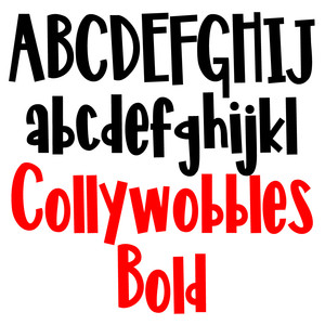 pn collywobbles bold
