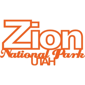 zion national park phrase