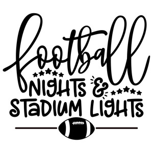 football nights stadium lights