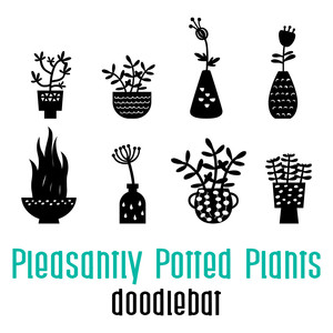 pleasantly potted plants