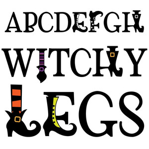 zp witchy legs