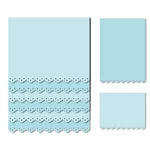 decorative note page car set
