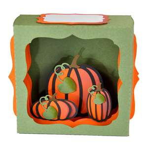 pumpkin patch gift card box
