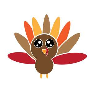 baby turkey design
