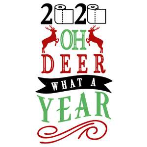 2020 oh deer what a year