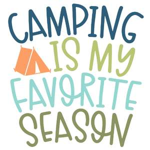 camping favorite season