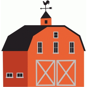 folk art barn