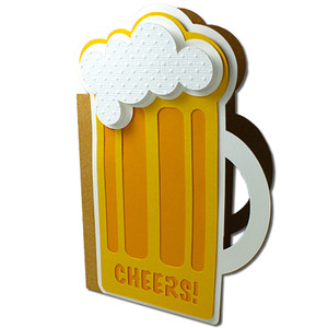 cheers! gift card holder