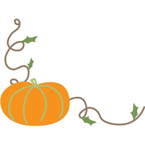 pumpkin corner simple