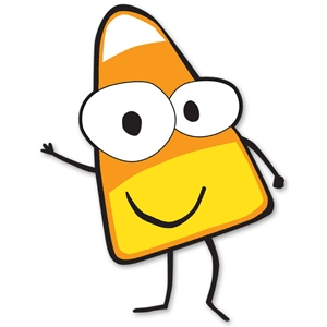 candy corn guy