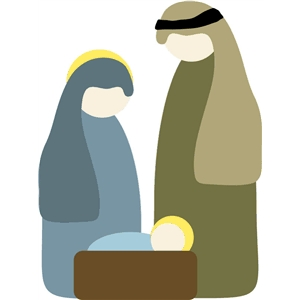 nativity simple