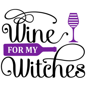 wine for my witches
