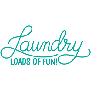 laundry loads of fun