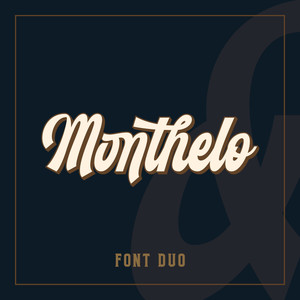 monthelo font duo