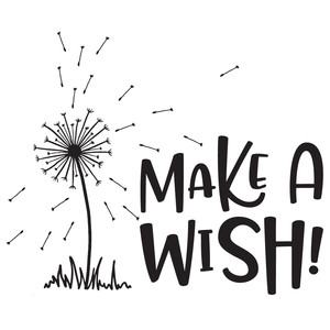 make a wish dandelion quote