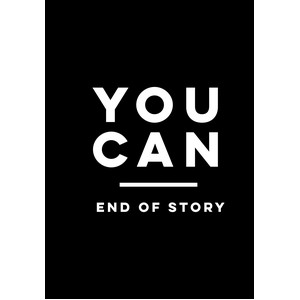 end of story- a5 size
