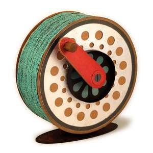 fishing reel 3d gift box