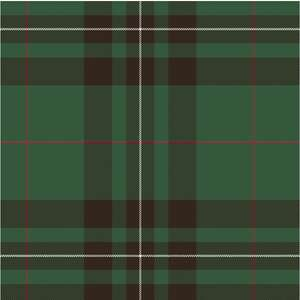 winter woodlands plaid pattern