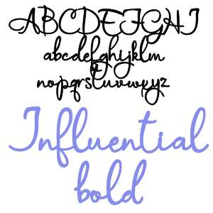 zp influential bold