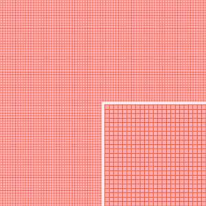 red grid pattern