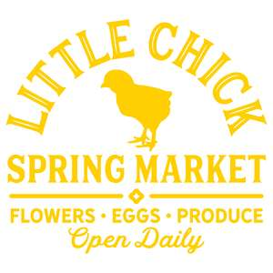 little chick spring market