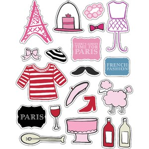 ml hello paris stickers