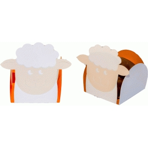 treat holder sheep