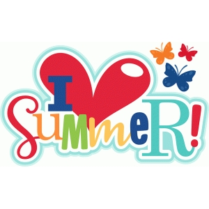 i heart summer title