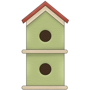 birdhouse three