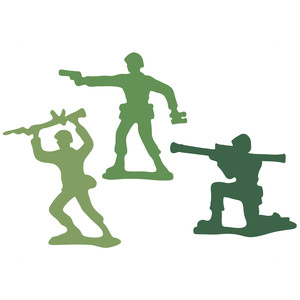 toy army men