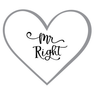 mr right phrase
