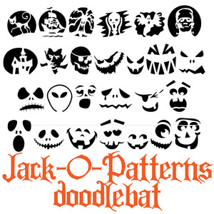 db jack-o-patterns