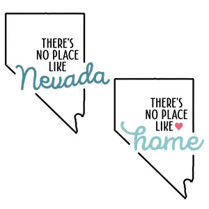 there's no place like home - nevada state
