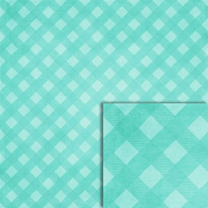 blue buffalo check background paper