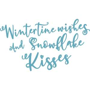 wintertime wishes quote