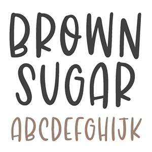 dtc brown sugar
