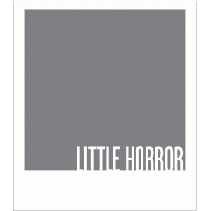 little horror polaroid frame