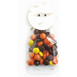 mummy treat bag