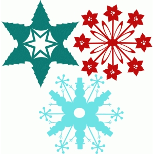 christmas icon snowflake