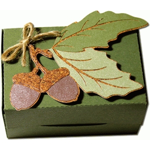 acorn small favor box