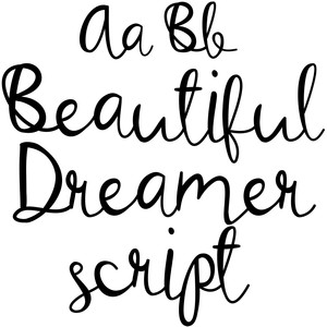 beautiful dreamer script