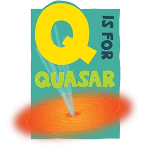 q is for quasar