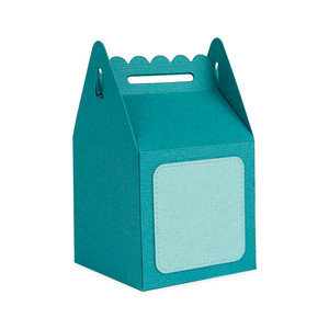 3d square gable box