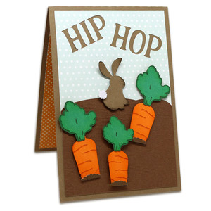 a2 hippity hop twist pop card