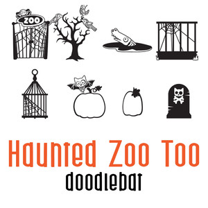 haunted zoo too doodlebat